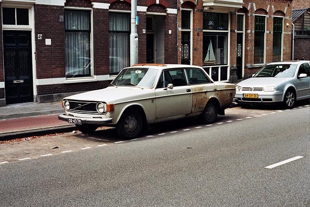 1972 Volvo 142 E De Luxe Automatic