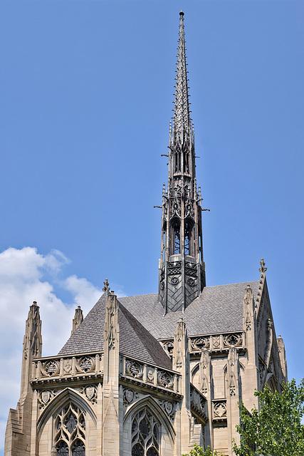 Heniz Memorial Chapel – University of Pittsburgh, Pittsburgh, Pennsylvania