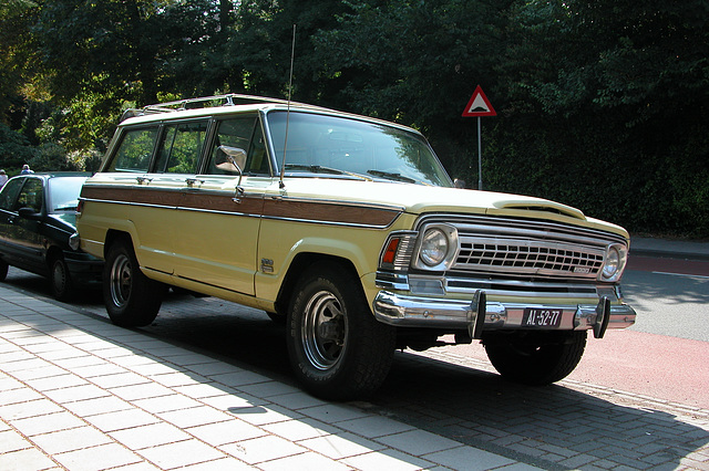 1972 Jeep Wagoneer