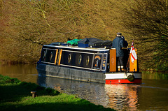 Trent and Mersey Canal at Great Haywood