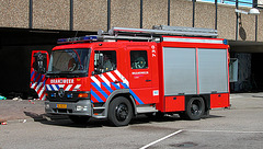 2001 Mercedes-Benz Atego fire engine
