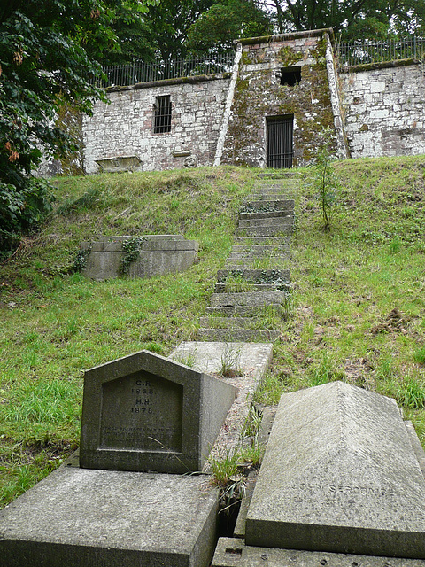 catacombs, exeter