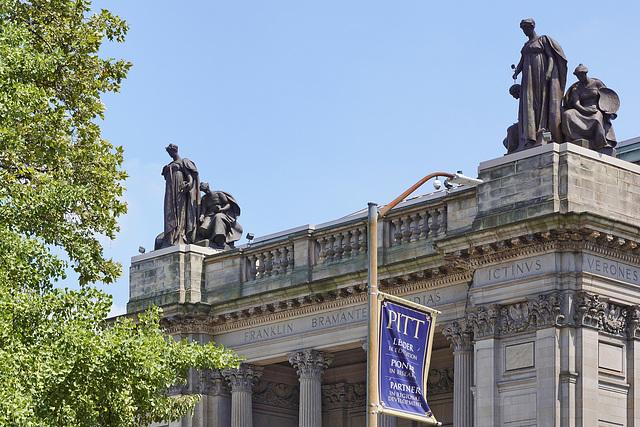 Carnegie Museum – Forbes Avenue, Pittsburgh, Pennsylvania