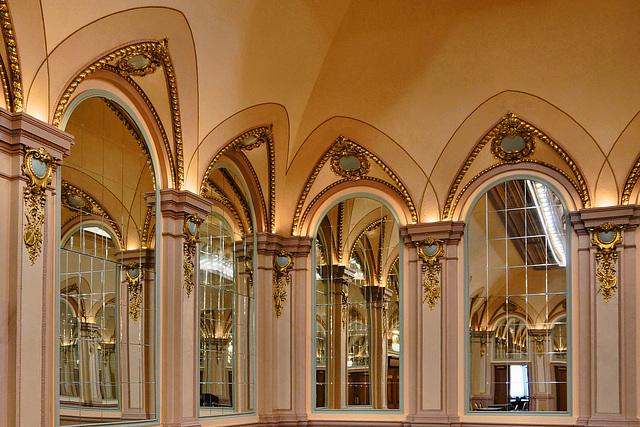 Ballroom – William Pitt Union, University of Pittsburgh, Pittsburgh, Pennsylvania