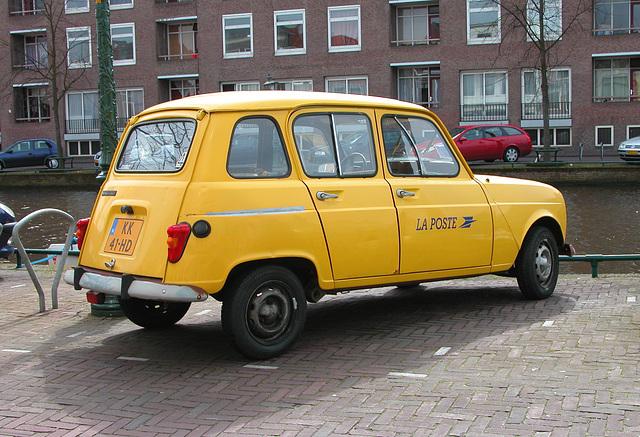 1983 Renault Quatrelle TL