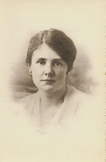 Catherine Lundbech c1920