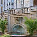 The Font of Learning – Cathedral of Learning, University of Pittsburgh, Forbes Avenue, Pittsburgh, Pennsylvania