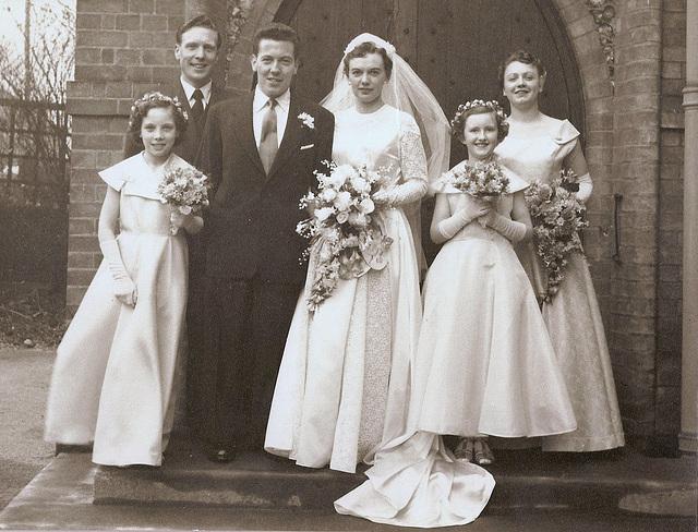 Wedding of Ivy Gregory