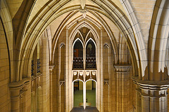 Un-Common Room Heights – Cathedral of Learning, University of Pittsburgh, Forbes Avenue, Pittsburgh, Pennsylvania