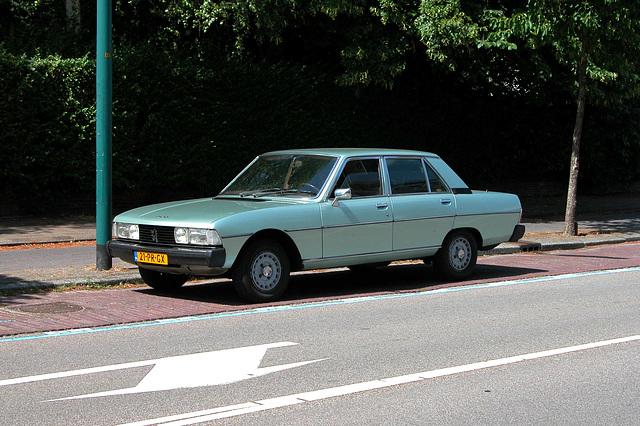1978 Peugeot 604 V6 TI-A32