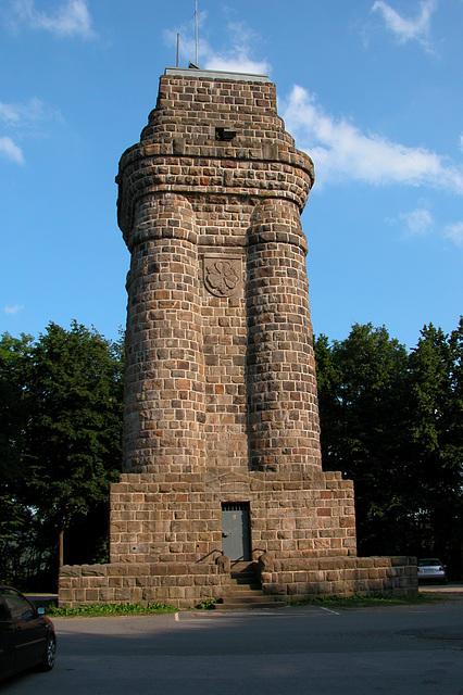 Bismarck towers: Götterdämmerung in Wuppertal