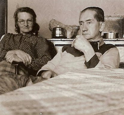 Ann and William Gregory, Early 1950s