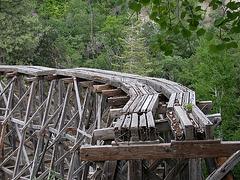 Alamogordo and Sacramento Mountain Railroad 3224a
