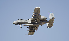 52nd Fighter Wing Fairchild A-10C 82-0647