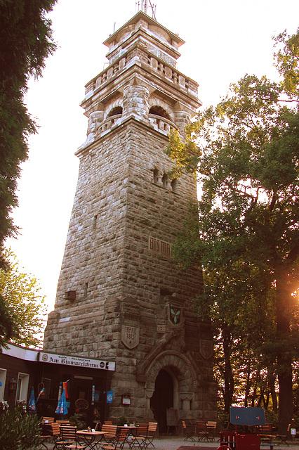 Bismarck towers: Velbert-Langenberg