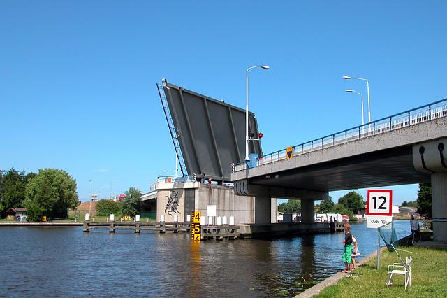 Torenvliet Bridge near Leiden