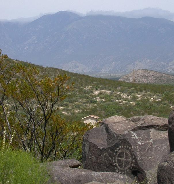 Three River Petroglyphs  NM (3257)