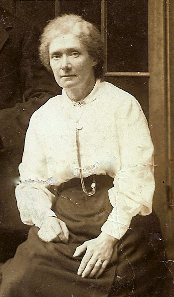 Mary Ann (Smith) Gregory
