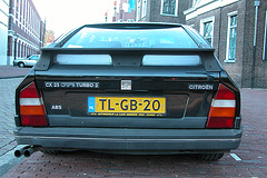 1989 Citroën CX 25 GTI Turbo 2