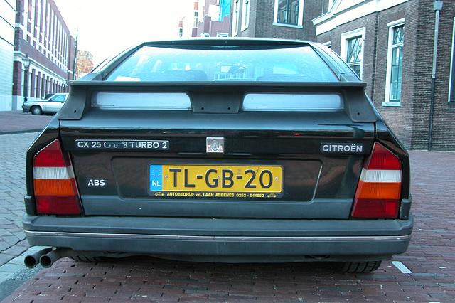 1989 Citroën CX 25 GTI Turbo 2