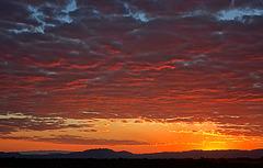 San Pedro Valley Sunrise