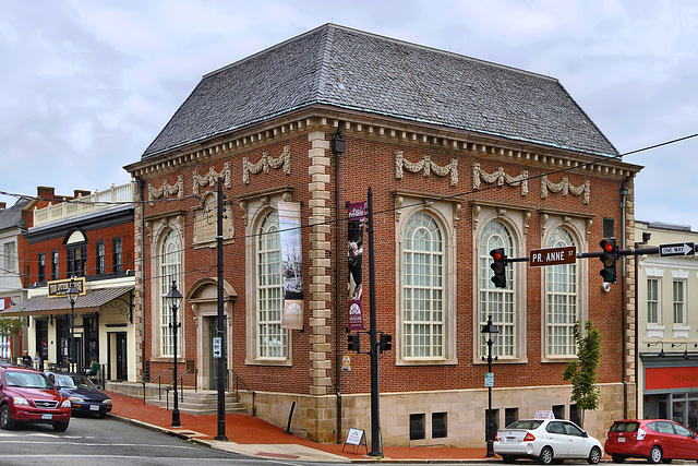 Fredericksburg Area Museum – Princess Anne Street at William Street, Fredericksburg, Virginia