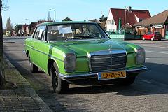 1974 Mercedes-Benz 280 C Automatic