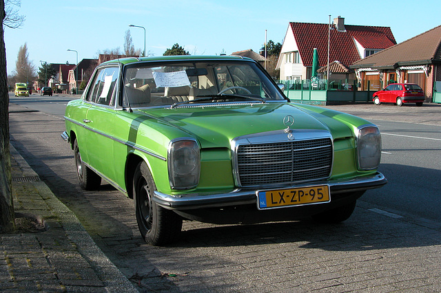 1974 Mercedes-Benz 280 C Automatic