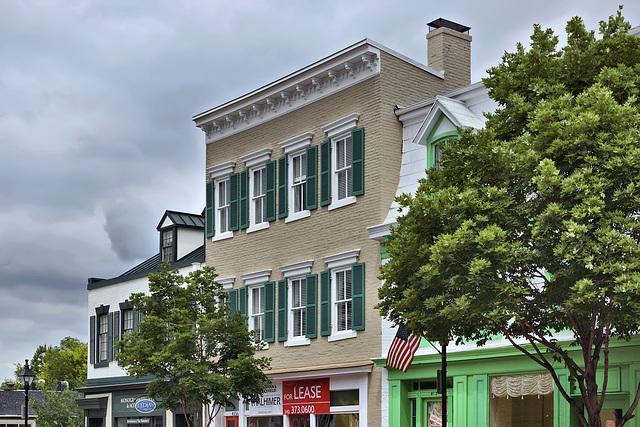 William Street near Charles Street – Fredericksburg, Virginia