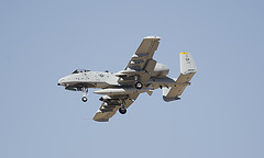 52nd Fighter Wing Fairchild A-10C 81-0945
