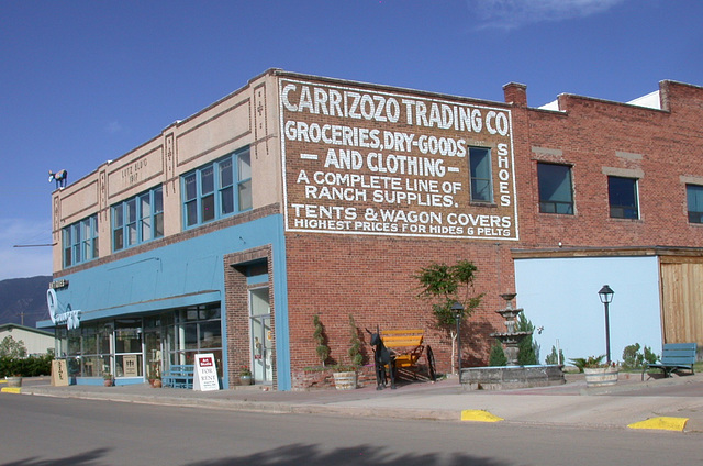 Carrizozo, NM N4144a
