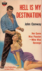 John Conway - Hell is My Destination