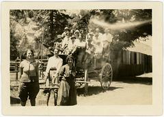 A Ghostly Wagon Tale