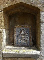 Mosaic in a Niche