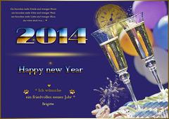 HAPPY New Year ✰ dear Iperfriends!