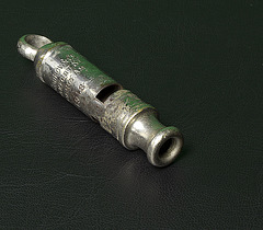 Trench Whistle