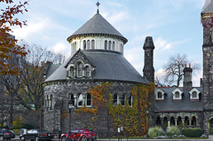 Croft Chapter House – King's College Circle, University of Toronto, Toronto, Ontario
