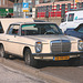 Daily Merc spotting: 1972 Mercedes-Benz 280 C