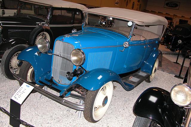 1932 Ford 13 Phaeton