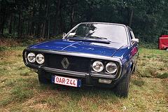 Visiting the Oldtimer Festival in Ravels, Belgium: 1974 Renault 17 TL