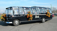 Before the Neoplan Starliner: 1960 Scania B-5558-B