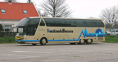 More SmålandsBussen: Previous incarnation of the Neoplan Starliner
