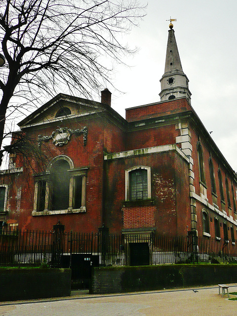 st.george, borough, southwark, london