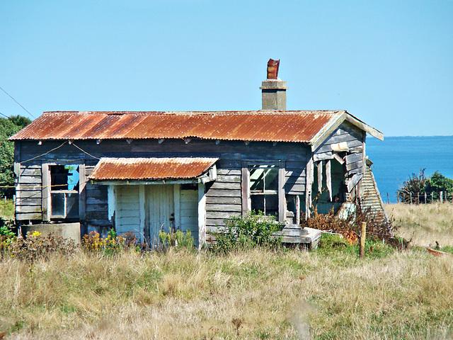 Old House, Waihau Bay