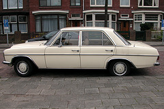 Mercedes day: 1970 Mercedes-Benz 230 Automatic