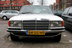 Mercedes day: 1979 Mercedes-Benz 280 SE