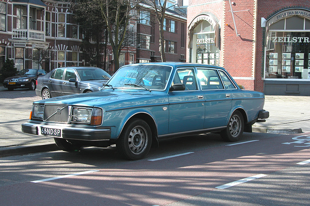 Volvo day: 1978 Volvo 264 GLE Automatic