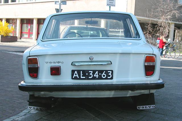 Volvo day: 1967 Volvo 144