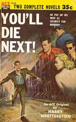 Harry Whittington - You'll Die Next