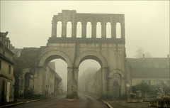 Autun, Porte d'Arroux